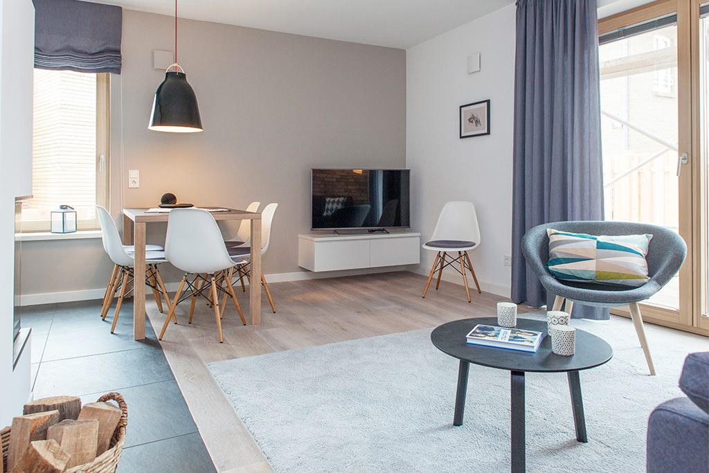 luxus ferienwohnung westerland sylt lofts. Black Bedroom Furniture Sets. Home Design Ideas